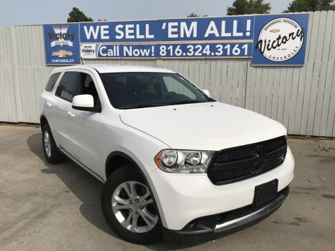 Pre-Owned 2013 Dodge Durango Police AWD 4D Sport Utility